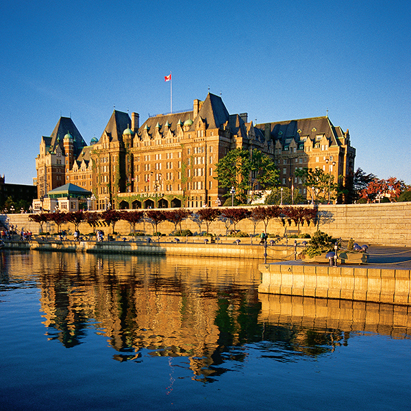 Vancouver Vacations Packages: The Fairmont Empress With Ferry