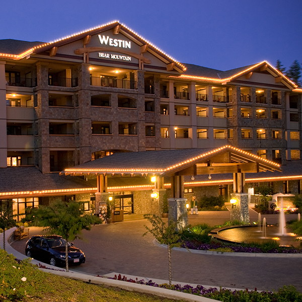 Westin Bear Mountains Golf Resort And Spa With Ferry